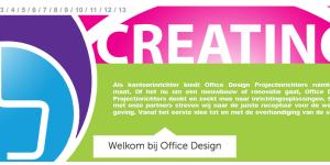office design - creatingのメインビジュアル