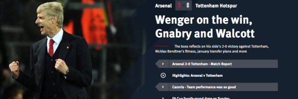 The Official Website of Arsenal Football Club