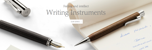 Graf von Faber-castell – Writing Instruments
